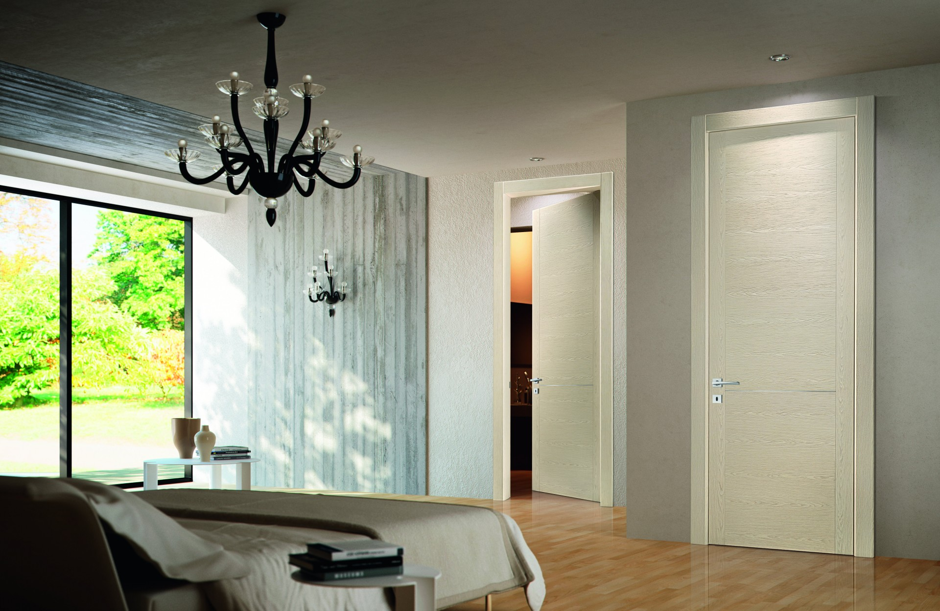 In legno rr serramenti rovigo infissi e porte alluminio legno pvc - Colore porte interne e infissi ...