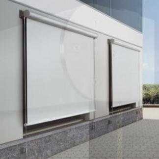Tende a rullo rr serramenti rovigo infissi e porte alluminio legno pvc - Tende per porte esterne ...