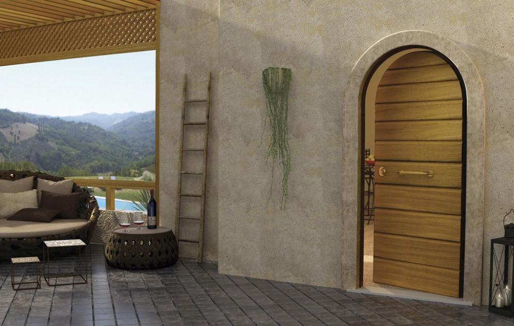 Blindati rr serramenti rovigo infissi e porte alluminio - Porta ad arco ...