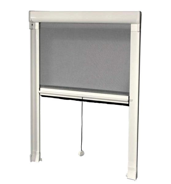 Zanzariere rr serramenti rovigo infissi e porte alluminio legno pvc - Zanzariera mobile ...